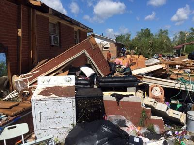 Tornado Ninety Six Highway