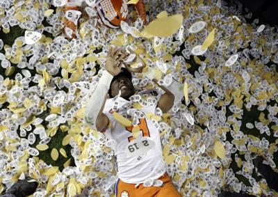 APTOPIX CFP National Championship Clemson Alabama Football