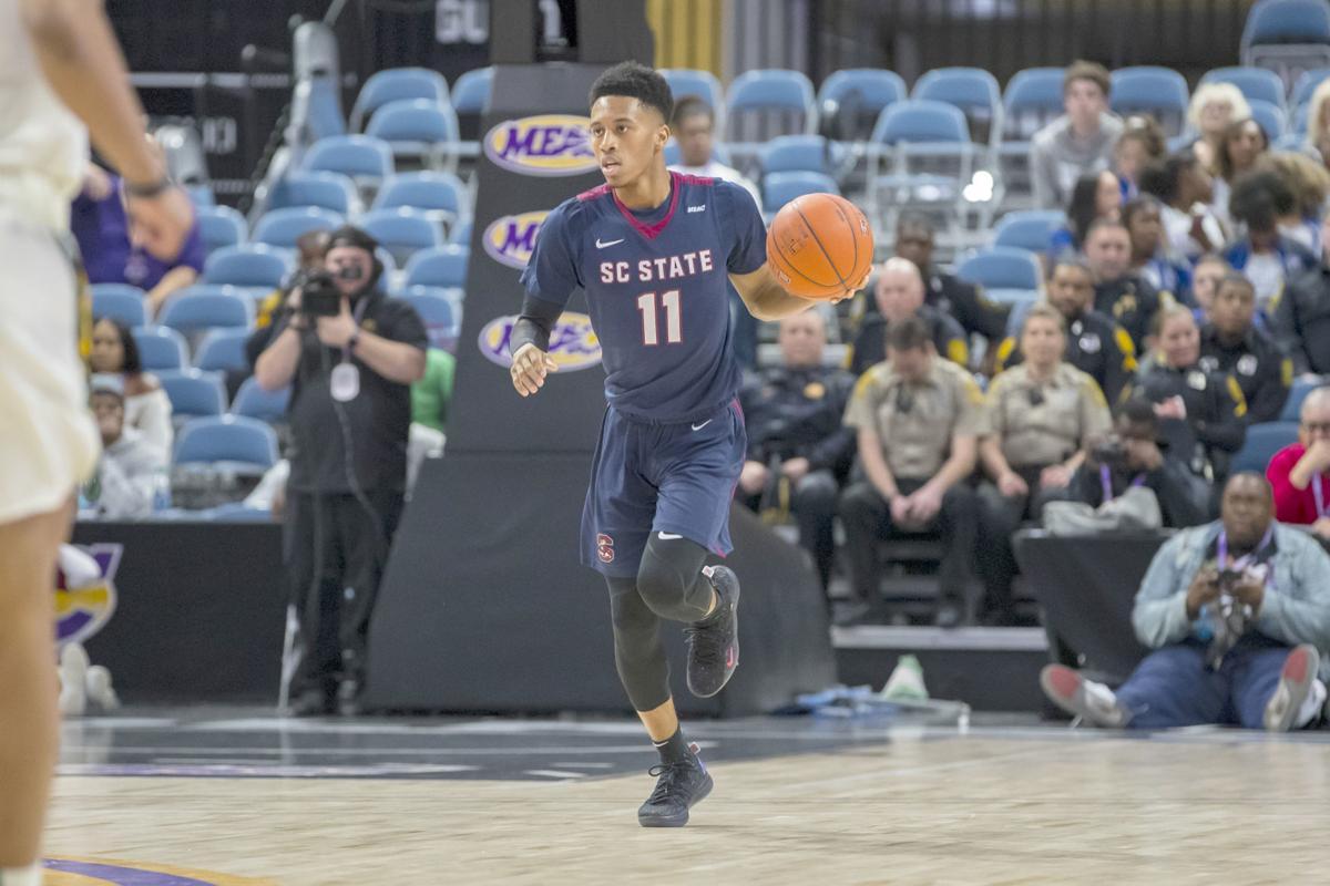 The 2019 MEAC Basketball Tournament