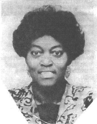 Margaret Thompson