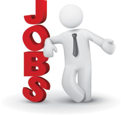 LIBRARY jobs jobless unemployment illustration