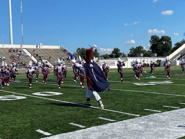 SCSU Marching 101