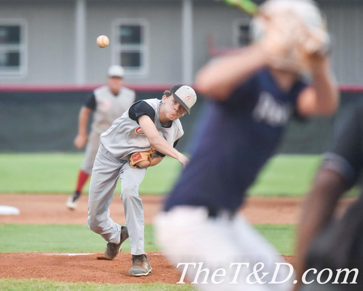 Nester pitches for Orangeburg