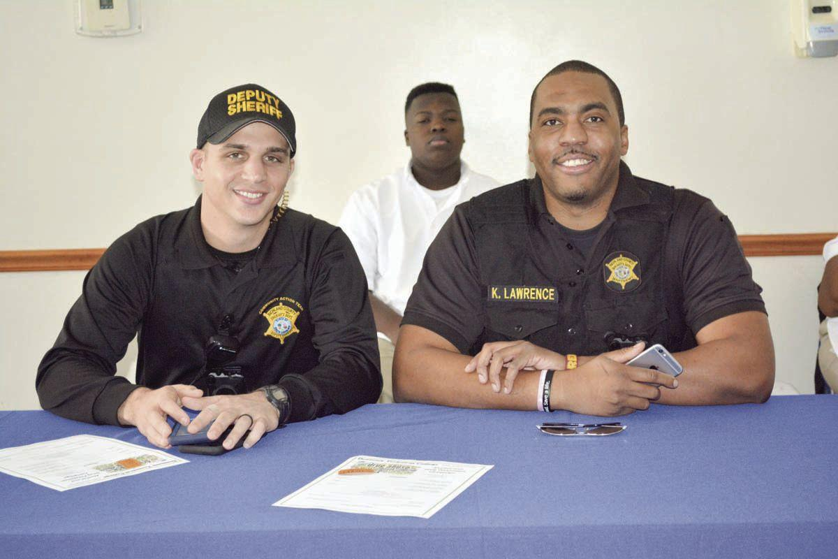 Chris Mastrianni and Kevin Lawrence