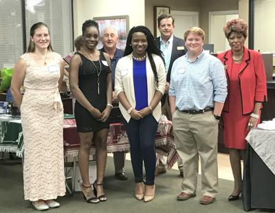 Tri-County Regional Chamber of Commerce scholarship recipients