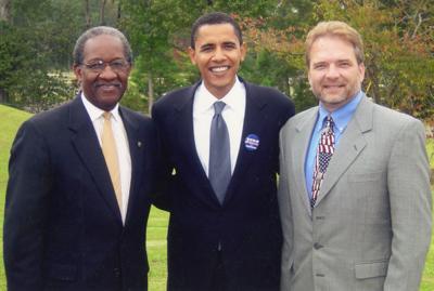 Matthews and Obama