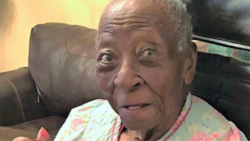Orangeburg native feels 'kind of very well' at 101