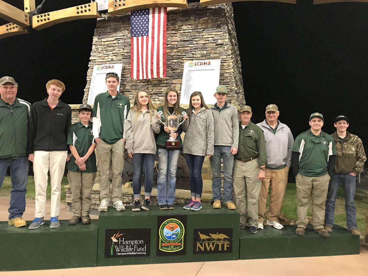 Mid Carolina shooters win Governor's Cup