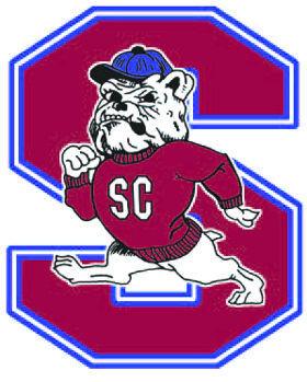 LIBRARY South Carolina State walking bulldog