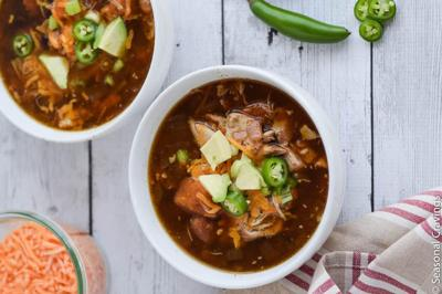 Slow Cooker Chicken Soup Recipe Perfect for a Weeknight
