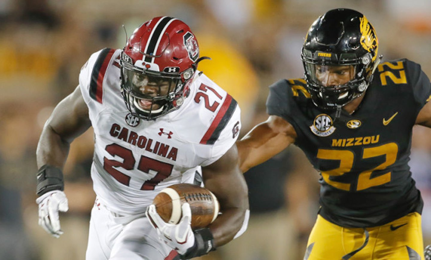 A healthy Deebo Samuel is last thing USC opponents want to see