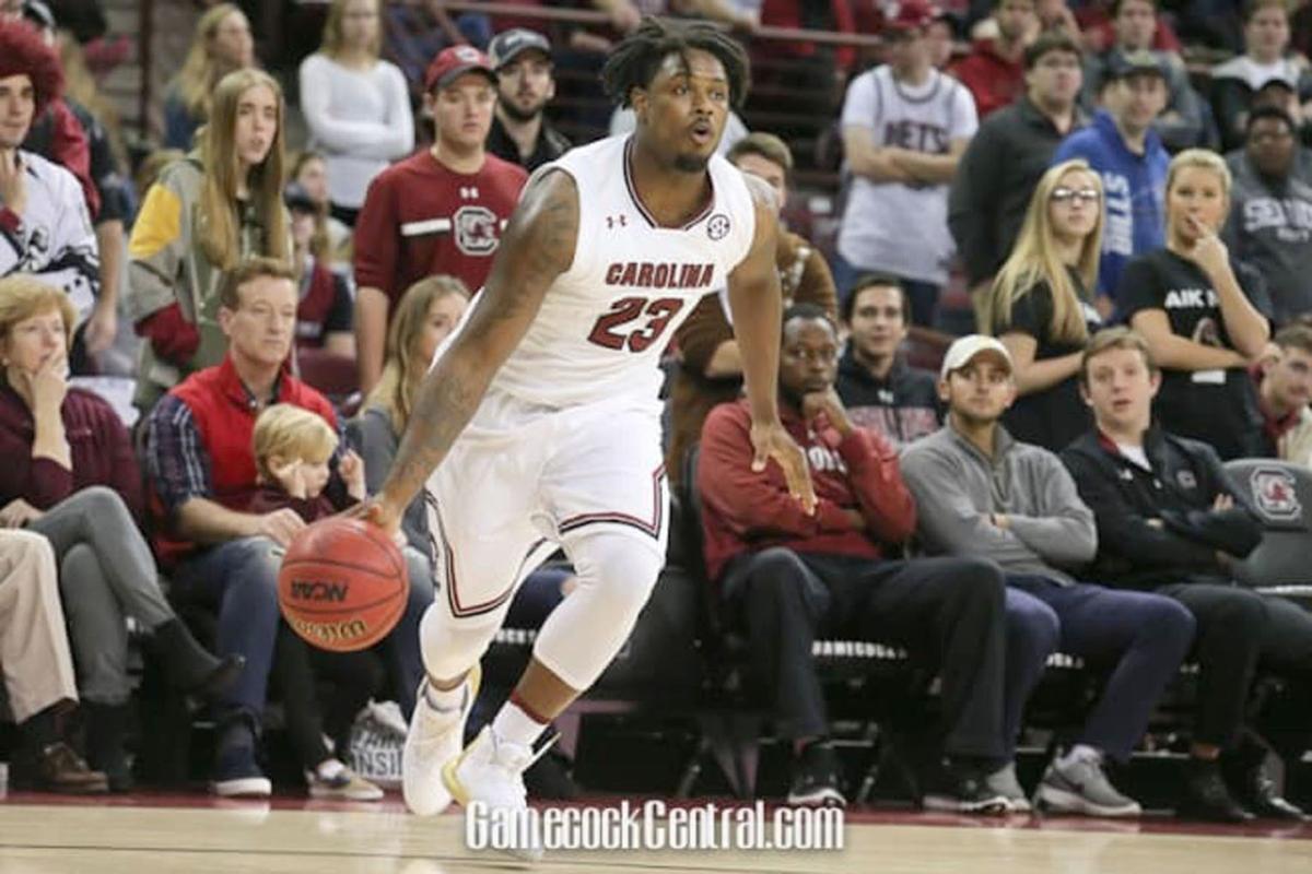 Carolina basketball - Hinson