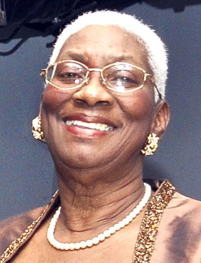 Geraldine Hillard Matthews