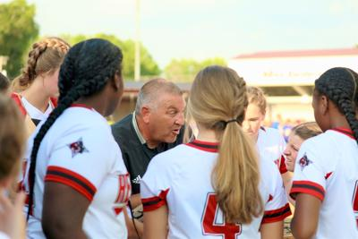 B-E softball gets pep talk