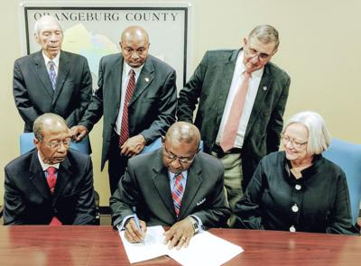 County Council Signing (copy)