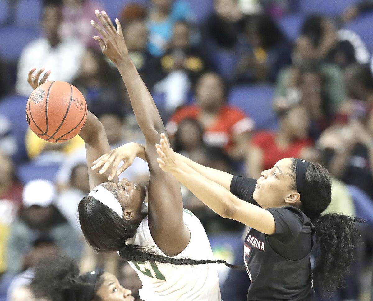 South Carolina Baylor Basketball