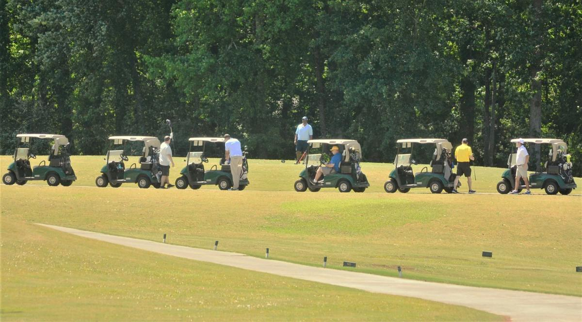 Golfers set to tee off at OCC No. 1