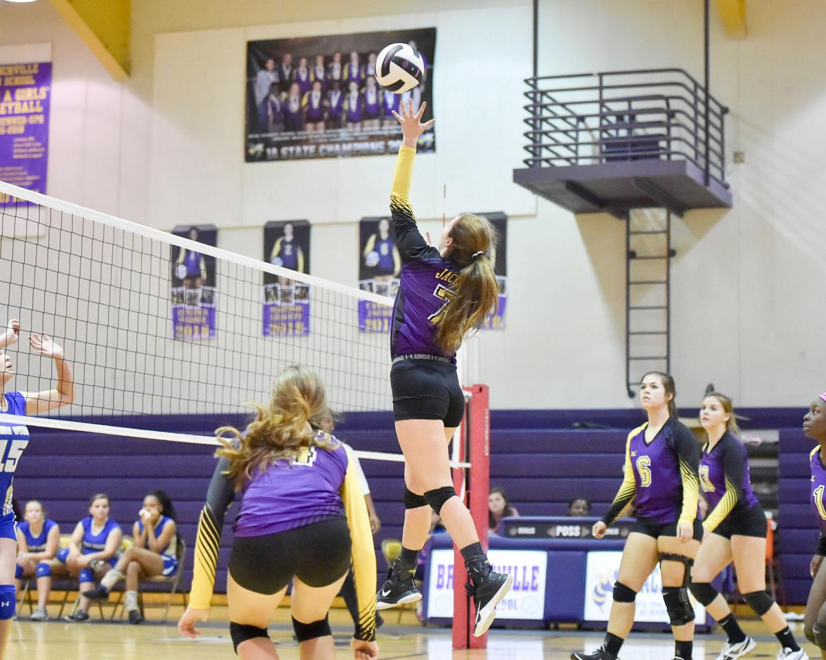 Funchess goes up for Branchville kill at net