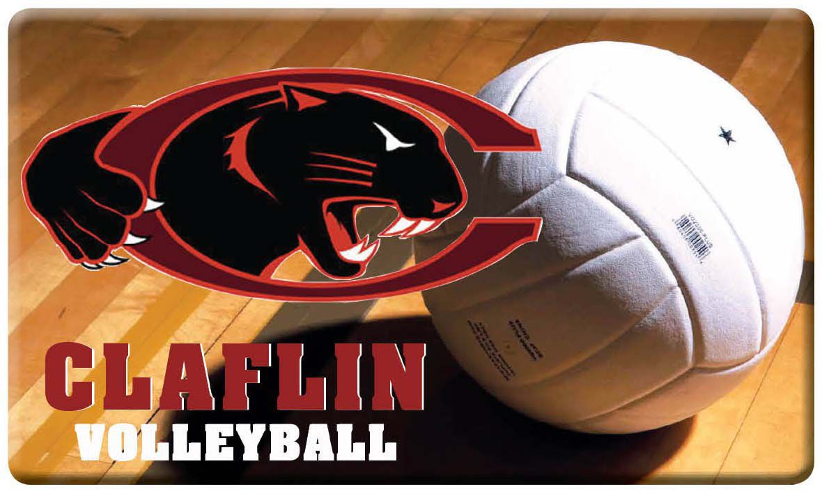 SPORTS LIBRARY, Claflin, volleyball