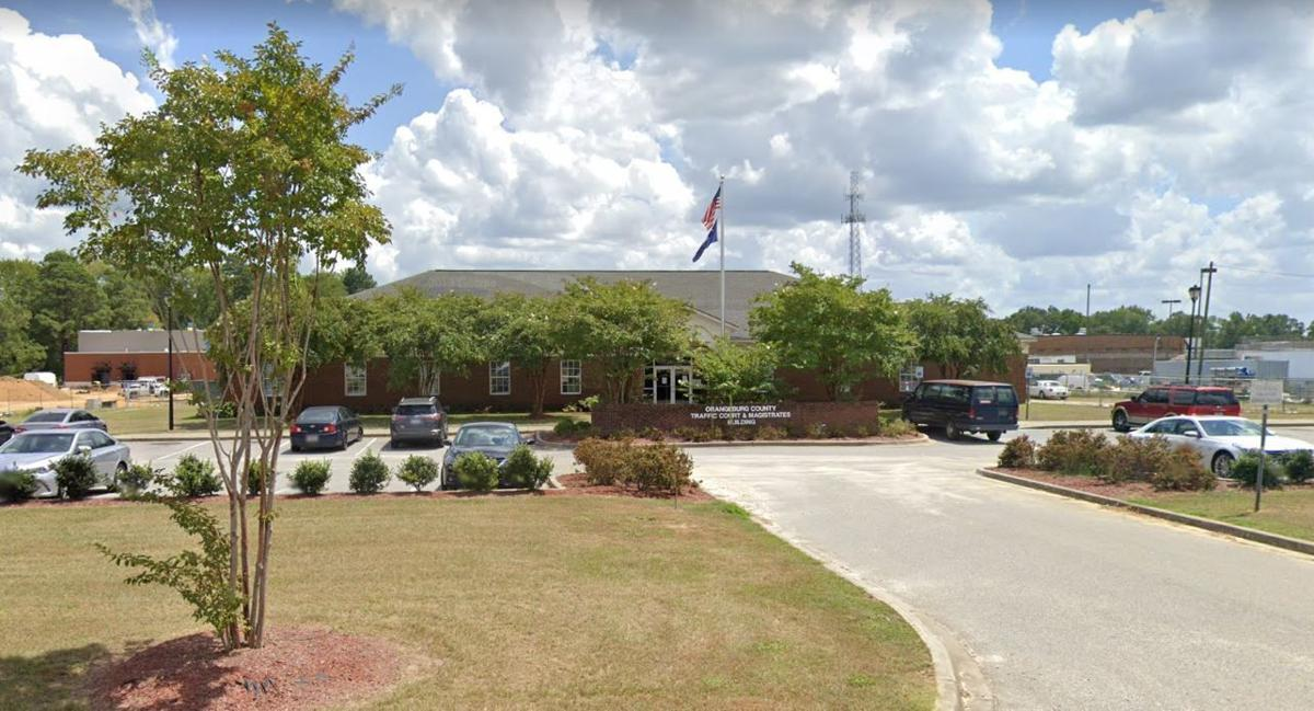 Orangeburg County's Central Regional Magistrate's Office and Central Traffic Court