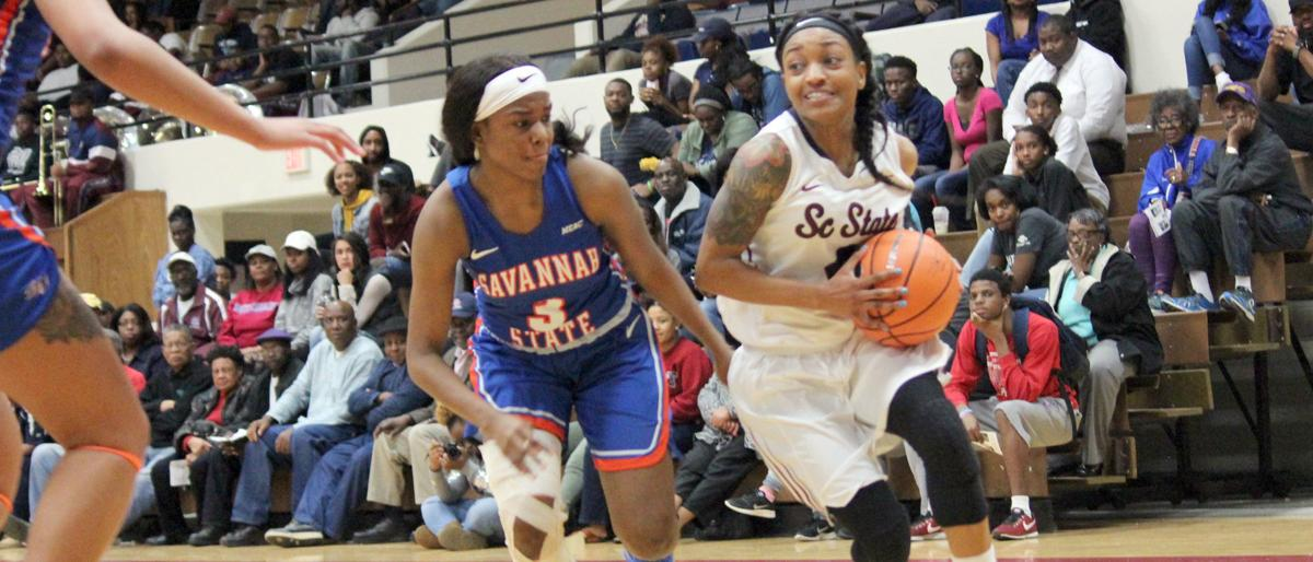 S.C. State women's basketball to MEAC Tournament
