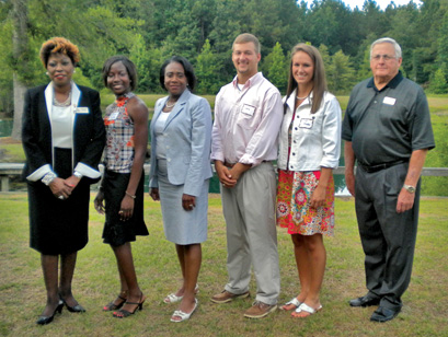 Tri-County Regional Chamber of Commerce's scholarships