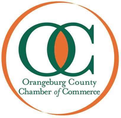 Vintage Orangeburg County Chamber sponsor