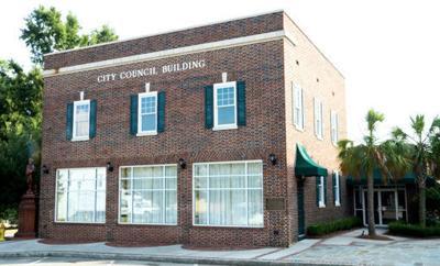 LIBRARY Orangeburg City Council