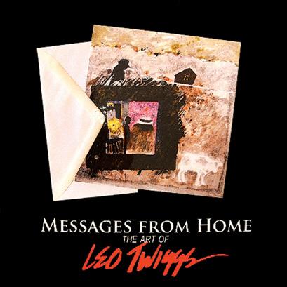 Leo Twiggs book cover