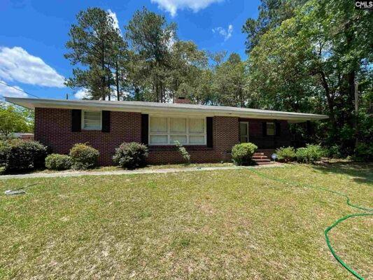 3 Bedroom Home in Orangeburg - $79,900