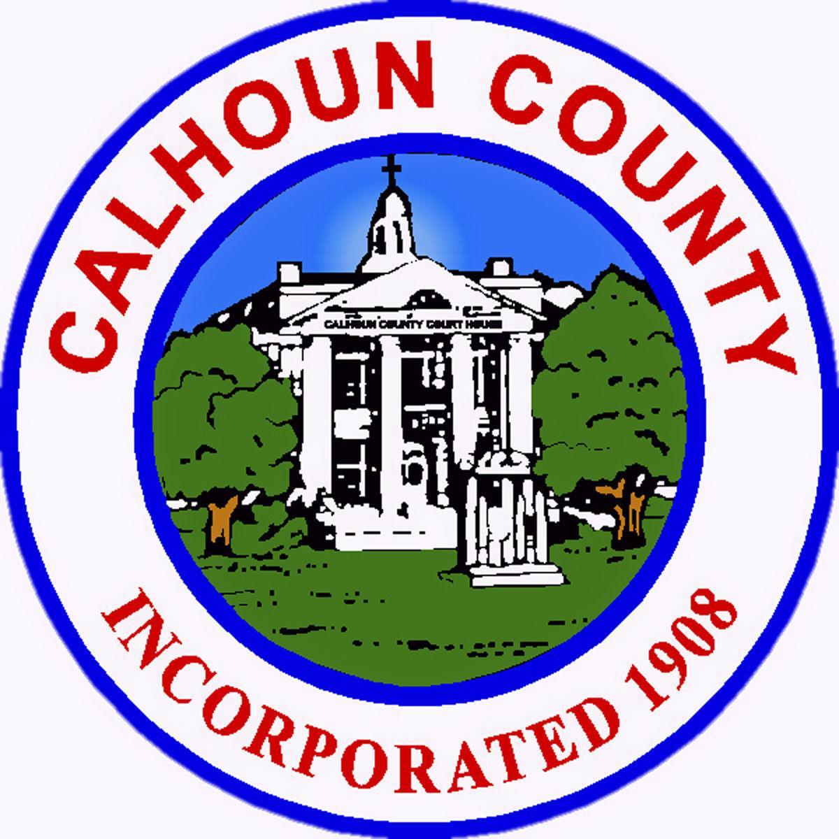 LIBRARY Calhoun County logo for WEB