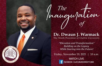Warmack inauguration
