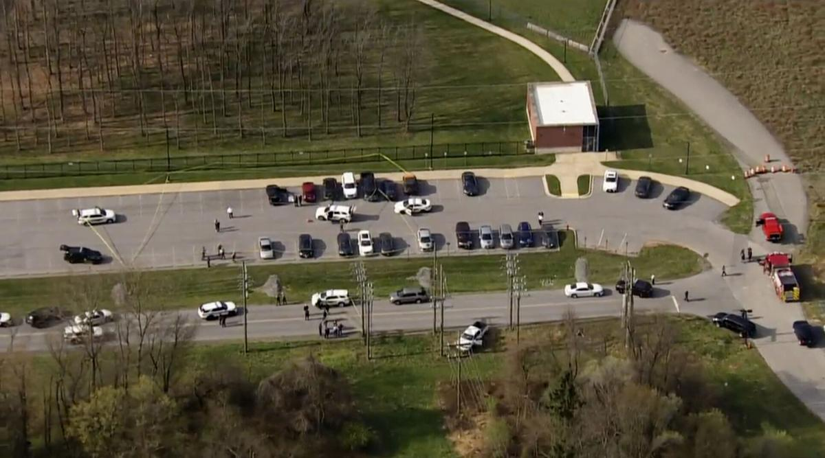 Active Shooter-Maryland