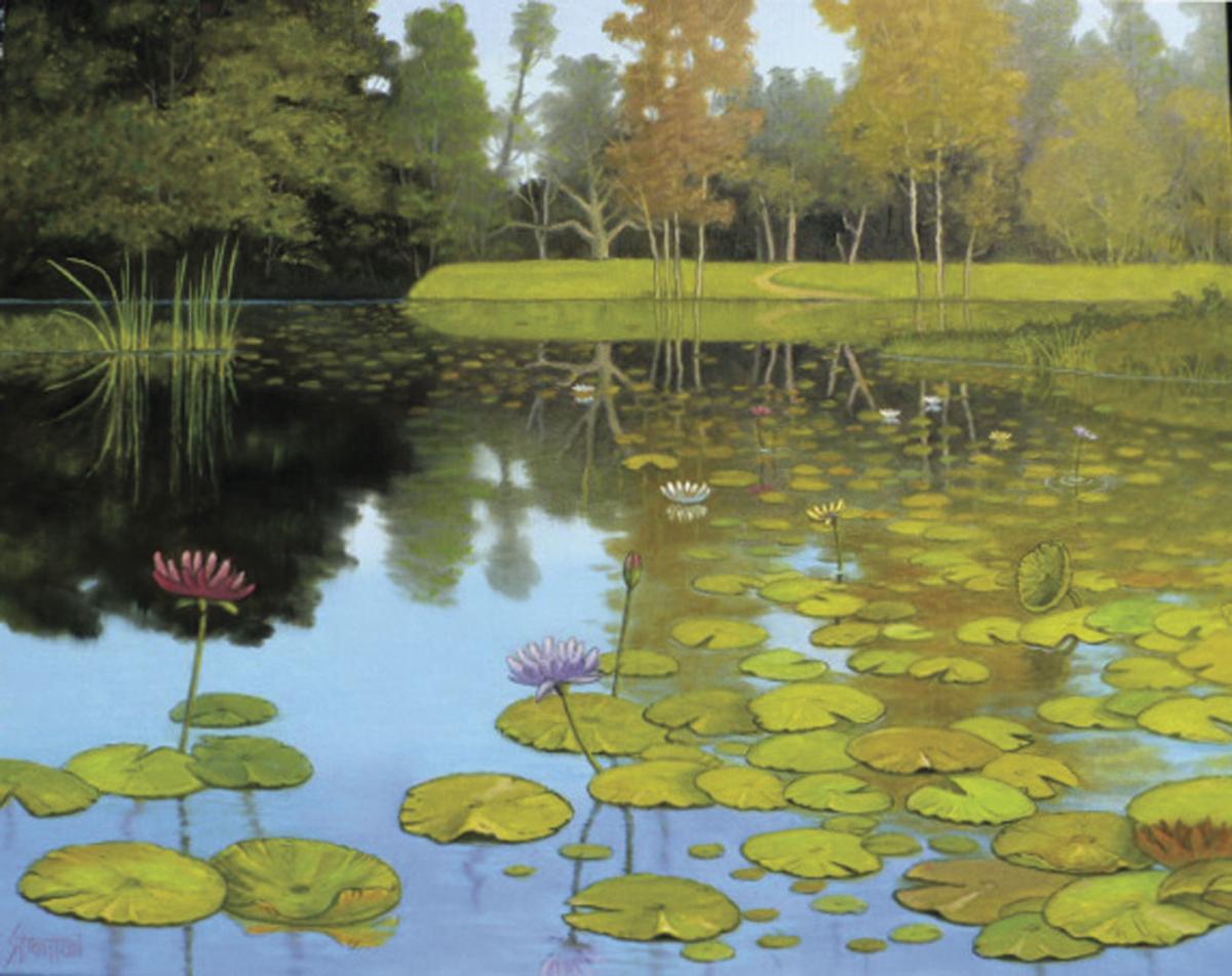 """Brookgreen Beauties"" by Jim Stratton"