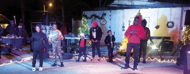 CRAWL's Winter Wonderland program