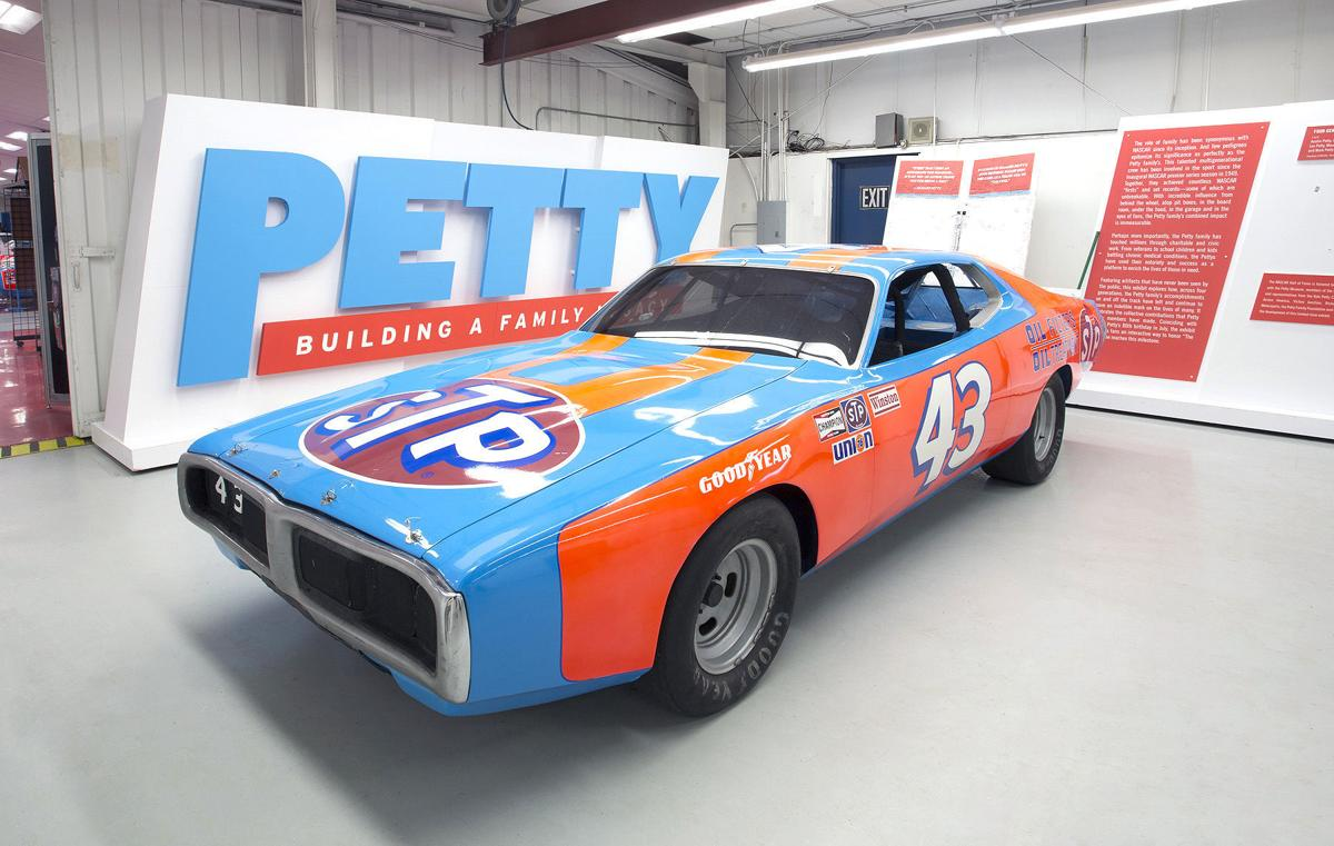Richard Petty cars, trophies to be sold at auction on May 12 ...