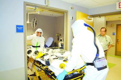RMC, MUSC hold infectious disease preparedness drill