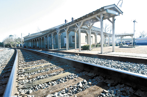 The Depot In Branchville