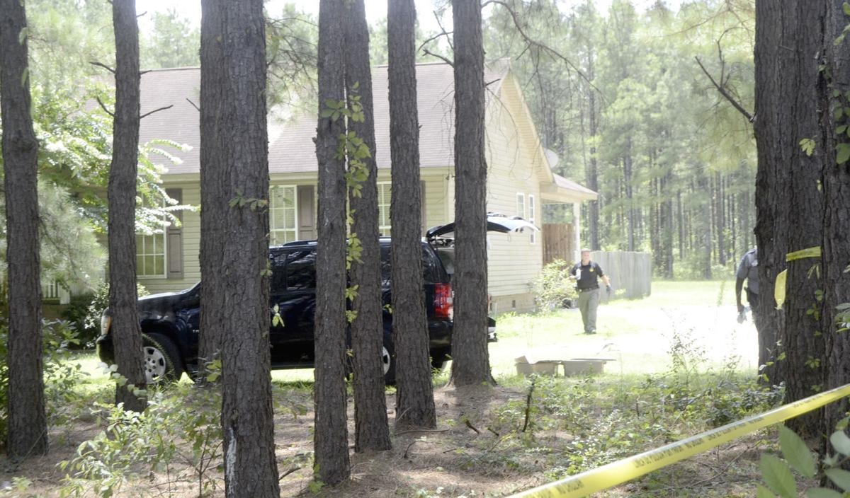 Holly Hill quadruple homicide