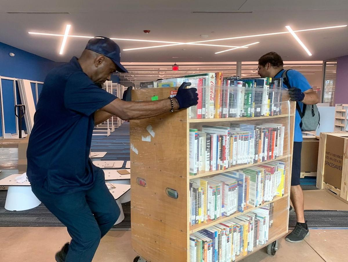 Library New