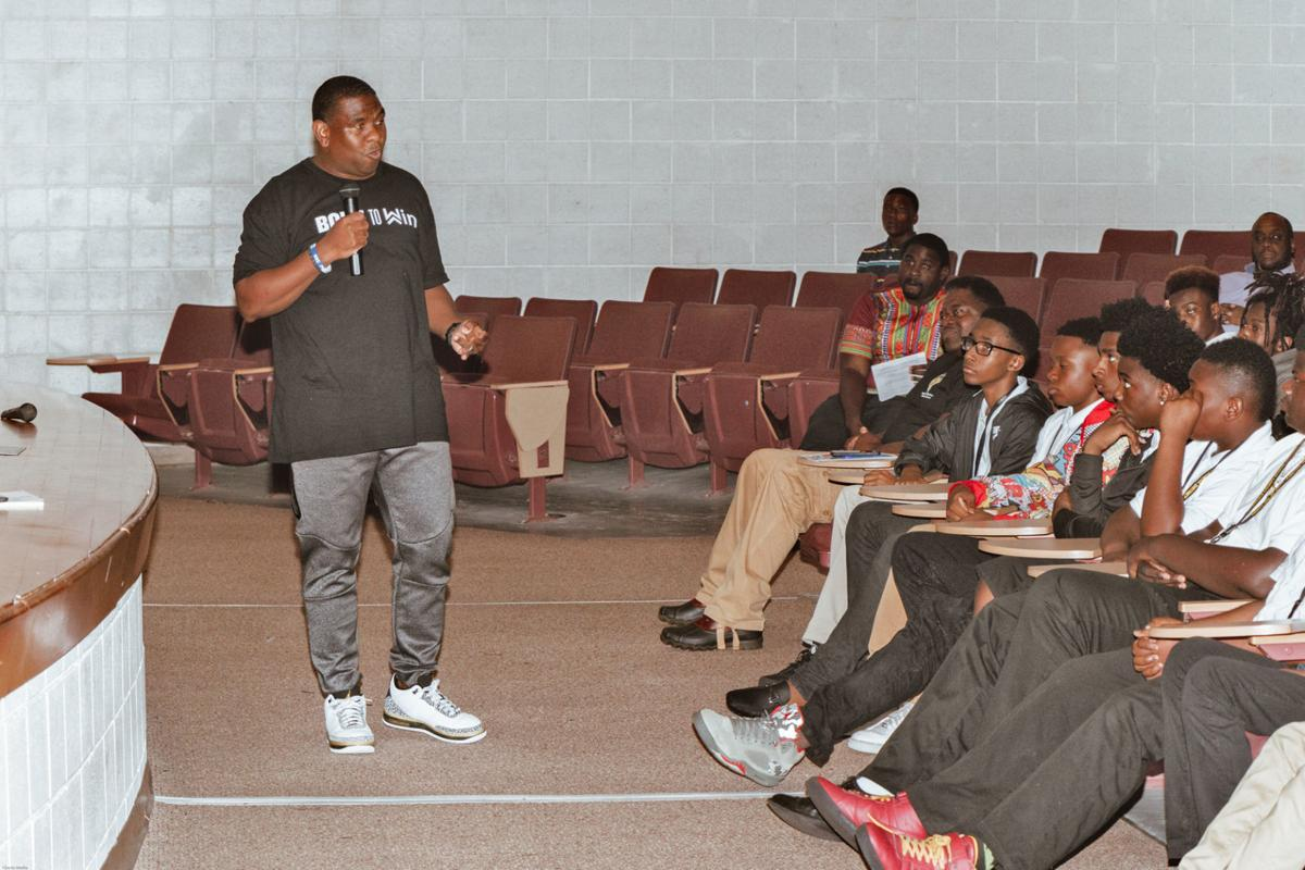Garden City Male Achievement speakers encourage young men to ...