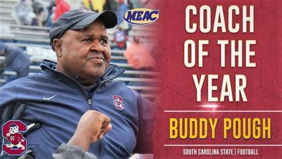 Pough - Coach of the Year 2019