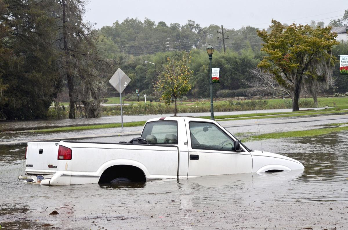 Flooding in Orangeburg
