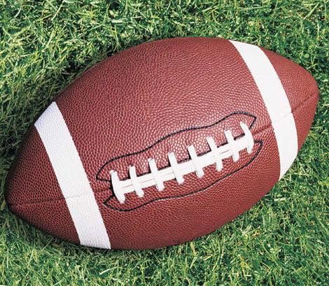 SPORTS LIBRARY: Football horizontal illustration
