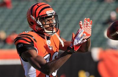 sale retailer a82ff 5ff69 A.J. Green one of three rookies on Pro Bowl team | Sports ...