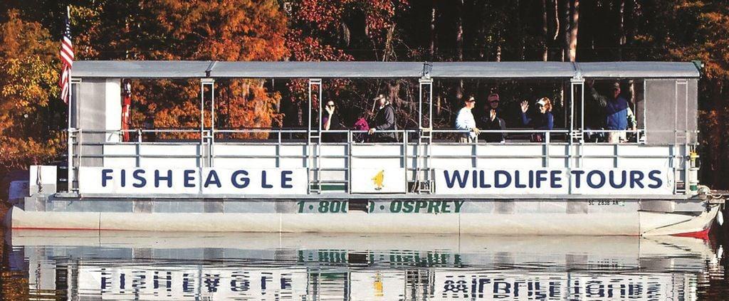 Fisheagle tour