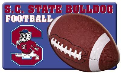 SCSU football logo