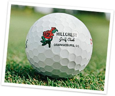 LIBRARY Hillcrest Golf Club logo