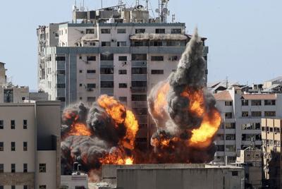 APTOPIX Israel Palestinians