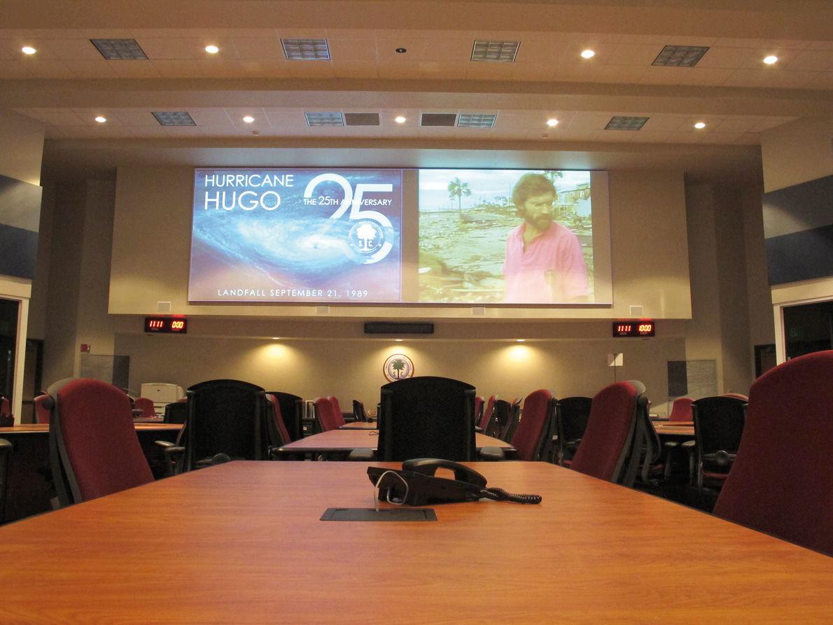 Hurricane Hugo Lessons